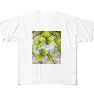 梅酒 Full graphic T-shirts