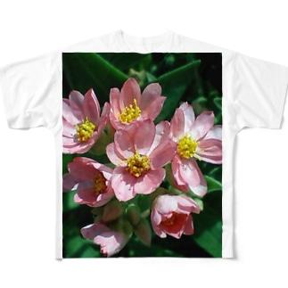 かんざしの様に・・・ Full graphic T-shirts