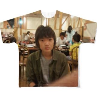 zida(真中モード) Full graphic T-shirts