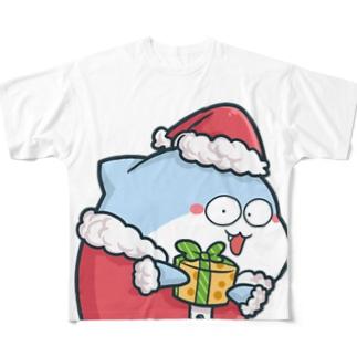 ピカロンのサメさん Full Graphic T-Shirt