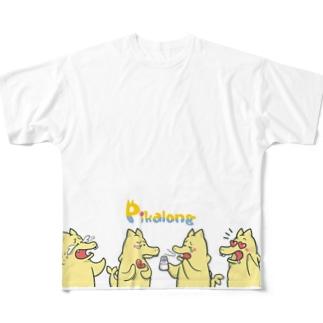 ピカロン Full graphic T-shirts