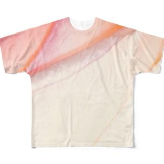 綾四季/花004 Full graphic T-shirts
