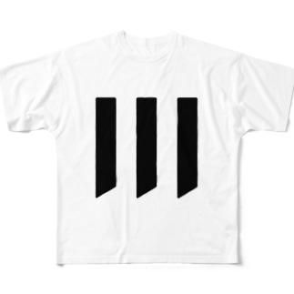 SANBON Tシャツ Full graphic T-shirts
