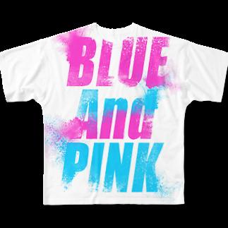 ꓠꓲꓤのREBIRTH Full graphic T-shirts