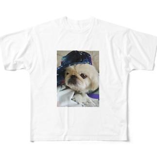 JUN君応援グッズ Full graphic T-shirts