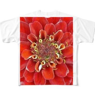 派手・・・? Full graphic T-shirts