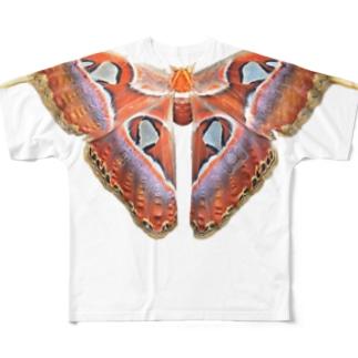 ヨナグニサン Full graphic T-shirts