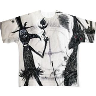 君への餞 Full graphic T-shirts