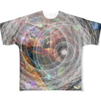 Tempus Full graphic T-shirts