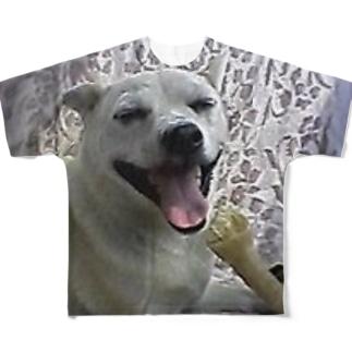 タンタン♪ Full graphic T-shirts
