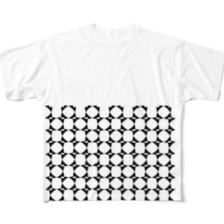 Symbol Ver.1 Full graphic T-shirts