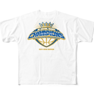 WE ARE DIVISION CHAMPS PART2 Full graphic T-shirts