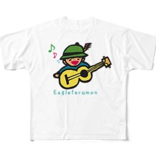 イーグルフェロモン2018サマコレPART2 Full graphic T-shirts