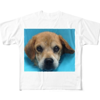 タローちゃん Full graphic T-shirts