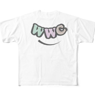 WWC アイテム Full graphic T-shirts