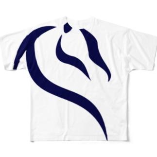 馬2 Full graphic T-shirts