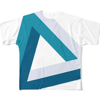 impossible object (COOL) Full graphic T-shirts