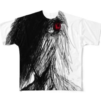 未確認生物 Full graphic T-shirts
