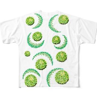 インスピレーションNo,7 Full graphic T-shirts