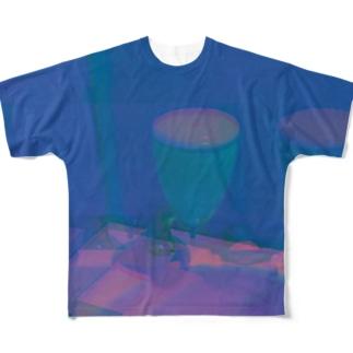 洗剤 Full graphic T-shirts