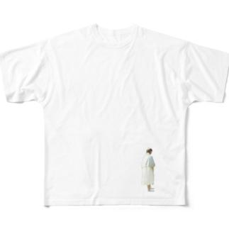 こびとちゃん Full graphic T-shirts