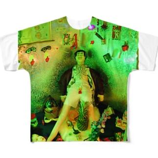 伴う生命と運命 Full graphic T-shirts