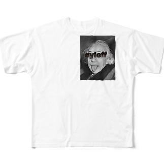 syioff Full graphic T-shirts