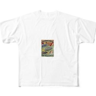 ji Full graphic T-shirts