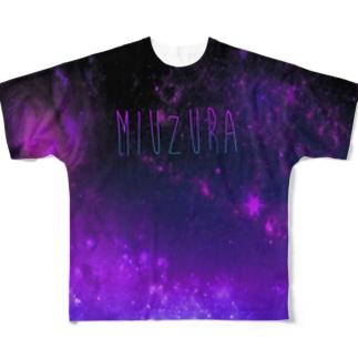 MIUZURA Full graphic T-shirts