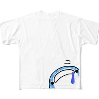 ごはん… Full graphic T-shirts