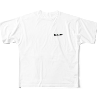 uk_の馬の耳にK-POP Full graphic T-shirts
