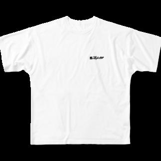 uk_の馬の耳にK-POP Full graphic T-shirts