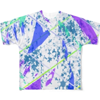 fence Summer Full graphic T-shirts