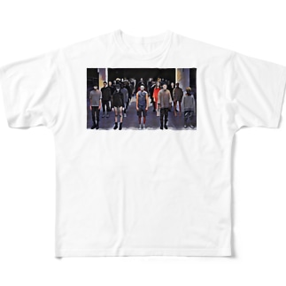 notitle Full graphic T-shirts