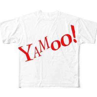 Yamoo! Full graphic T-shirts