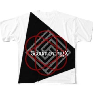 goodmorning X Full graphic T-shirts
