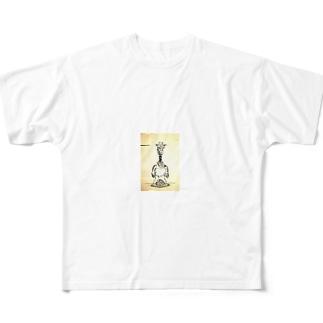 ないものねだり Full graphic T-shirts