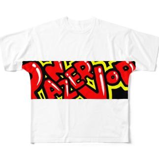 PANZER VOR Full graphic T-shirts