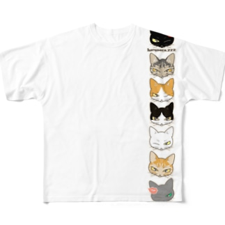 7nyans Full graphic T-shirts