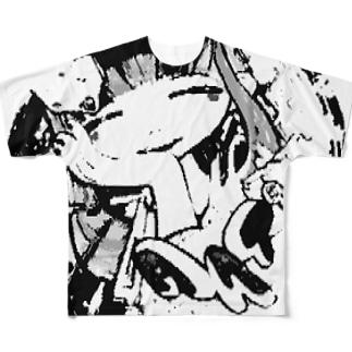 art_2018ver. Full graphic T-shirts