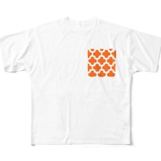 おはーな Full graphic T-shirts
