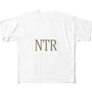 NTRシリーズ Full graphic T-shirts
