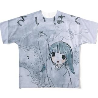 さいはて Full graphic T-shirts