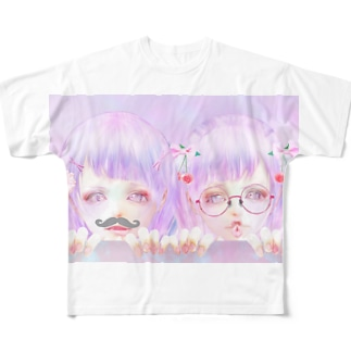 みーくん Full graphic T-shirts