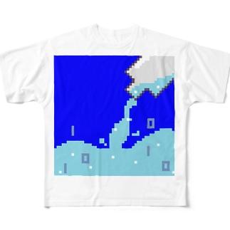 01のSODASUI Full graphic T-shirts