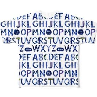 ABC Full graphic T-shirts