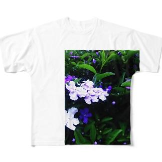 ニオイバンマツリ Full graphic T-shirts