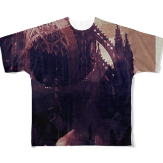 Deth in myself Full graphic T-shirts