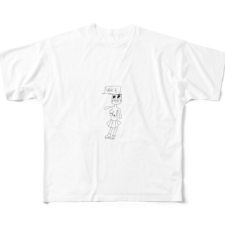 cakey Full graphic T-shirts