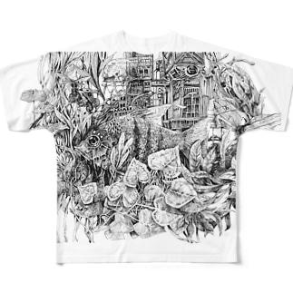 Fish1 Full graphic T-shirts